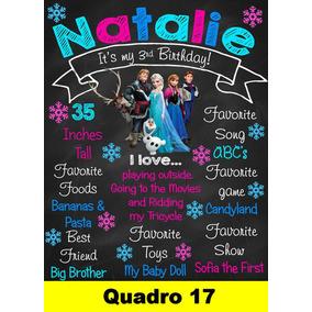 449820d0f Quadro Chalkboard 30x40 no Mercado Livre Brasil