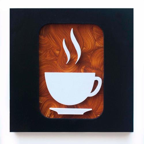quadros decorativos cozinha café trio promoção frete grátis