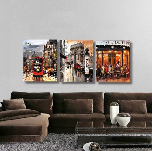 quadros decorativos impressionismo telas famosas  promoção
