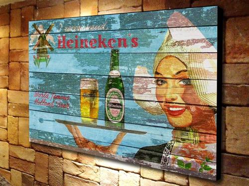 quadros decorativos rústicos bebidas cervejas