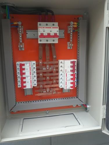 quadros eletricos montados