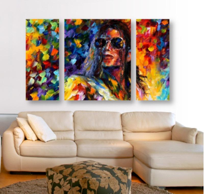 Quadros Em Sala De Tv ~ Quadros Grandes Para Sala, Quarto, Escritorio  Frete Grátis  R$ 149