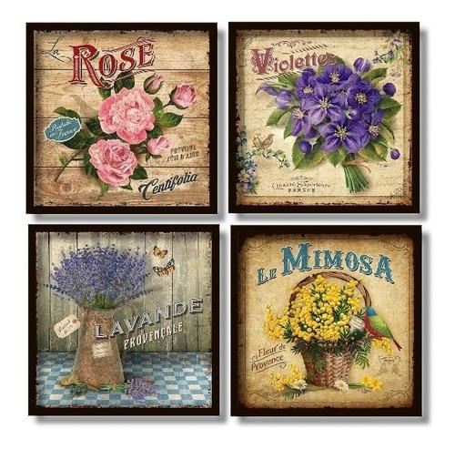 quadros pássaros e flores decorativos  salas  4