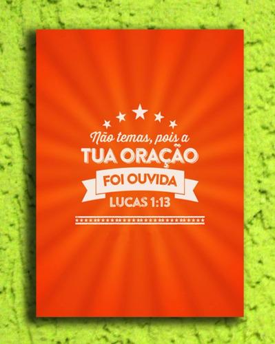 quadros placas mdf evangélicos cristão vintage retrô