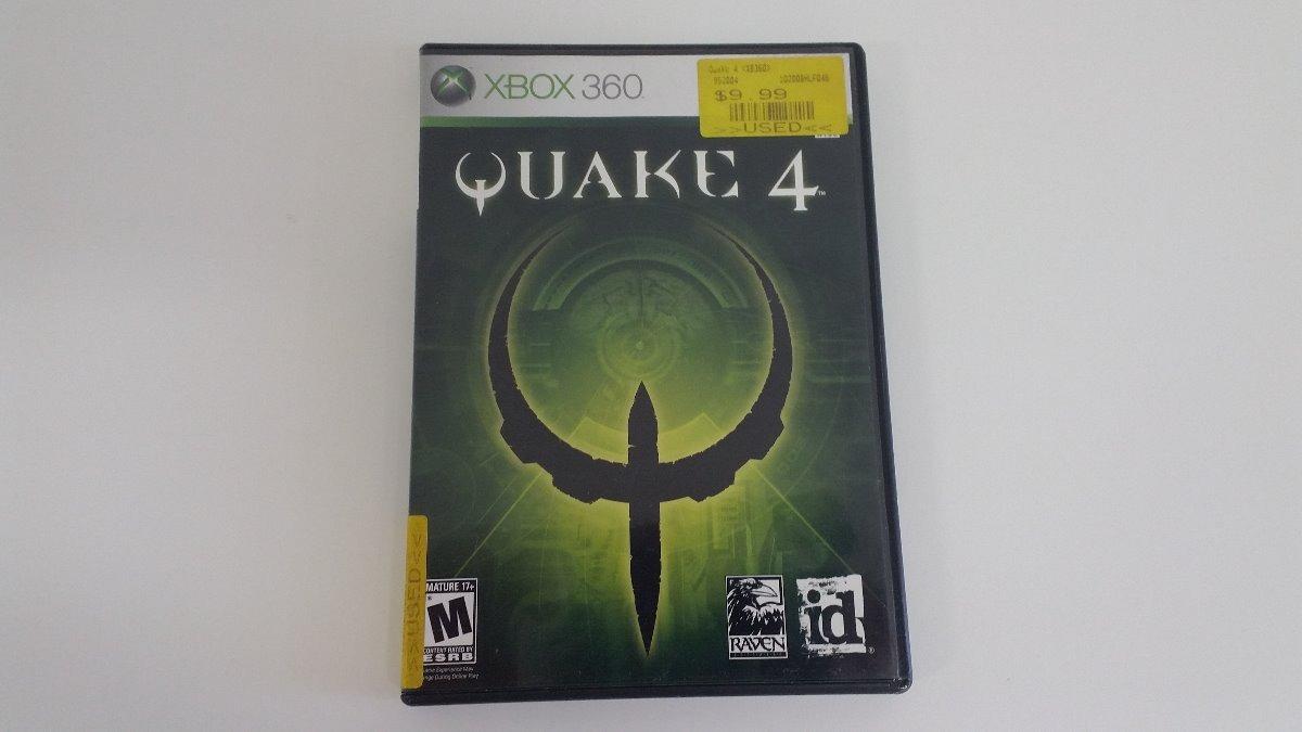 Quake 4 Xbox 360 Seminovo Original - R$ 70,00 em Mercado Livre