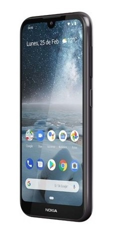 qualcomm snapdragon celular nokia 4.2 32gb negro qualc tk252