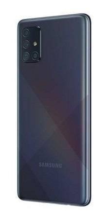 qualcomm snapdragon celular samsung galaxy a71 - 128gb tk196