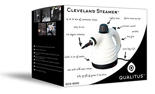 qualitus cleveland steamer etl listed handheld purificador d