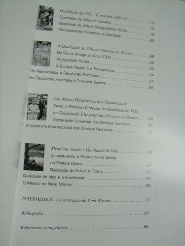qualivida a historia de uma conquista livro em otimo estado
