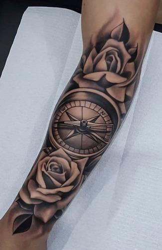 qualquer uma dessas tattoo por $300  11949683255