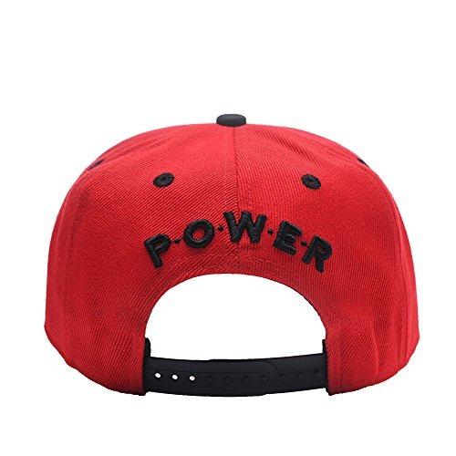 d63dddcc6de Quanhaigou Power Sombreros Snapback Para Hombre