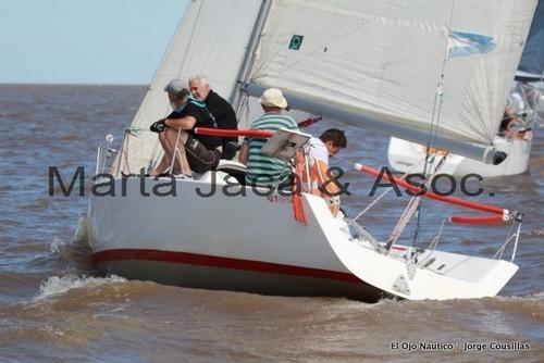 quantum 26 - velero de regata