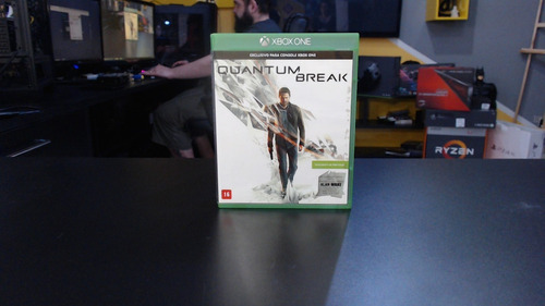 quantum break - gotikozzy - xbox one