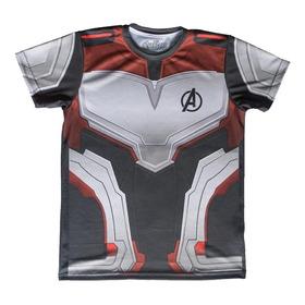 Quantum Suit Avengers Endgame Máscara De Látex