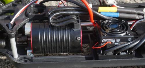 quanum 1/10 4x4 (rtr) brushless juguete control remoto rc