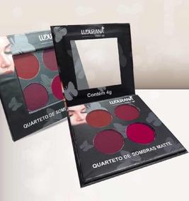 f10772da9 Sombra Chanel 4 Cores - Maquiagem no Mercado Livre Brasil
