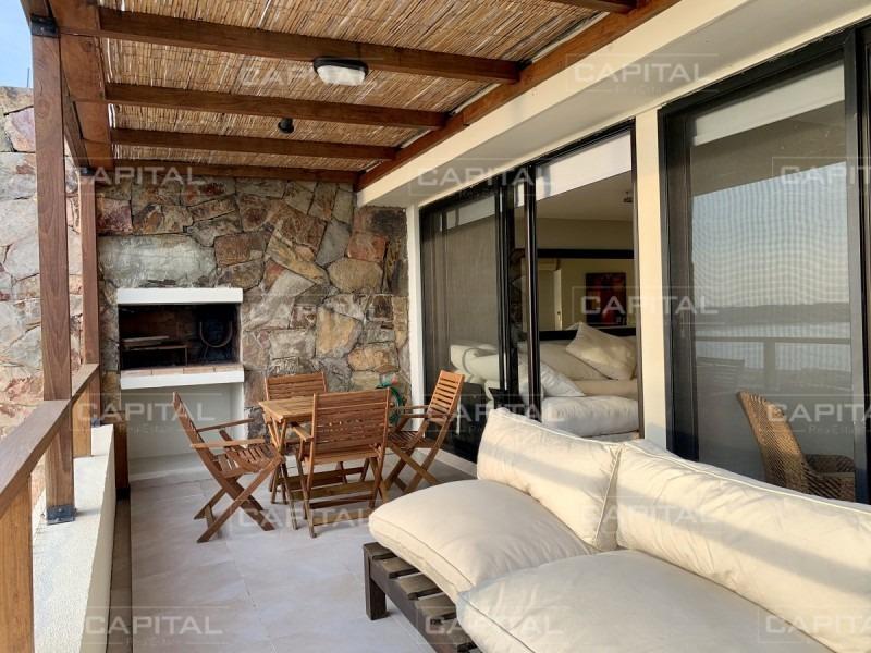 quartier punta ballena apartamento en venta dos dormitorios-ref:28419