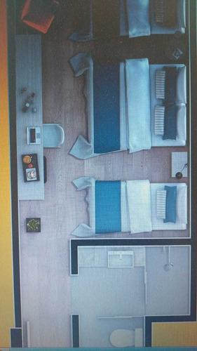 quarto de hotel - suíte