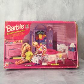 Quarto De Sonhos - Barbie - Estrela - Completo / Muito Raro!