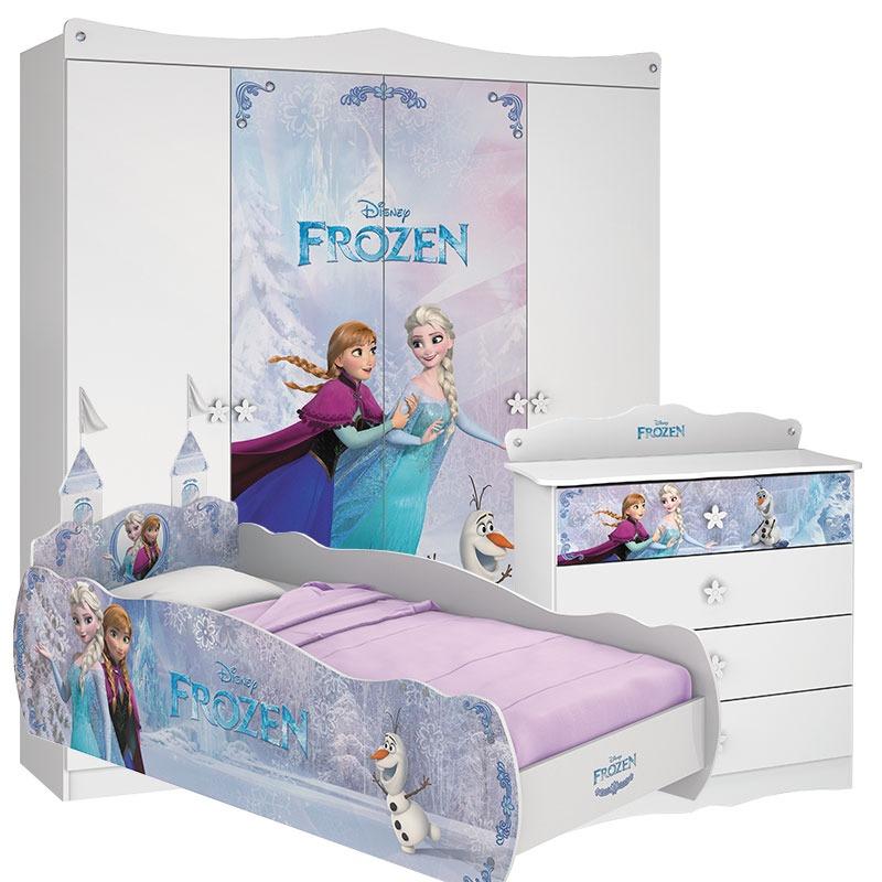 c18e53d598 quarto infantil princesa frozen star - pura magia. Carregando zoom.
