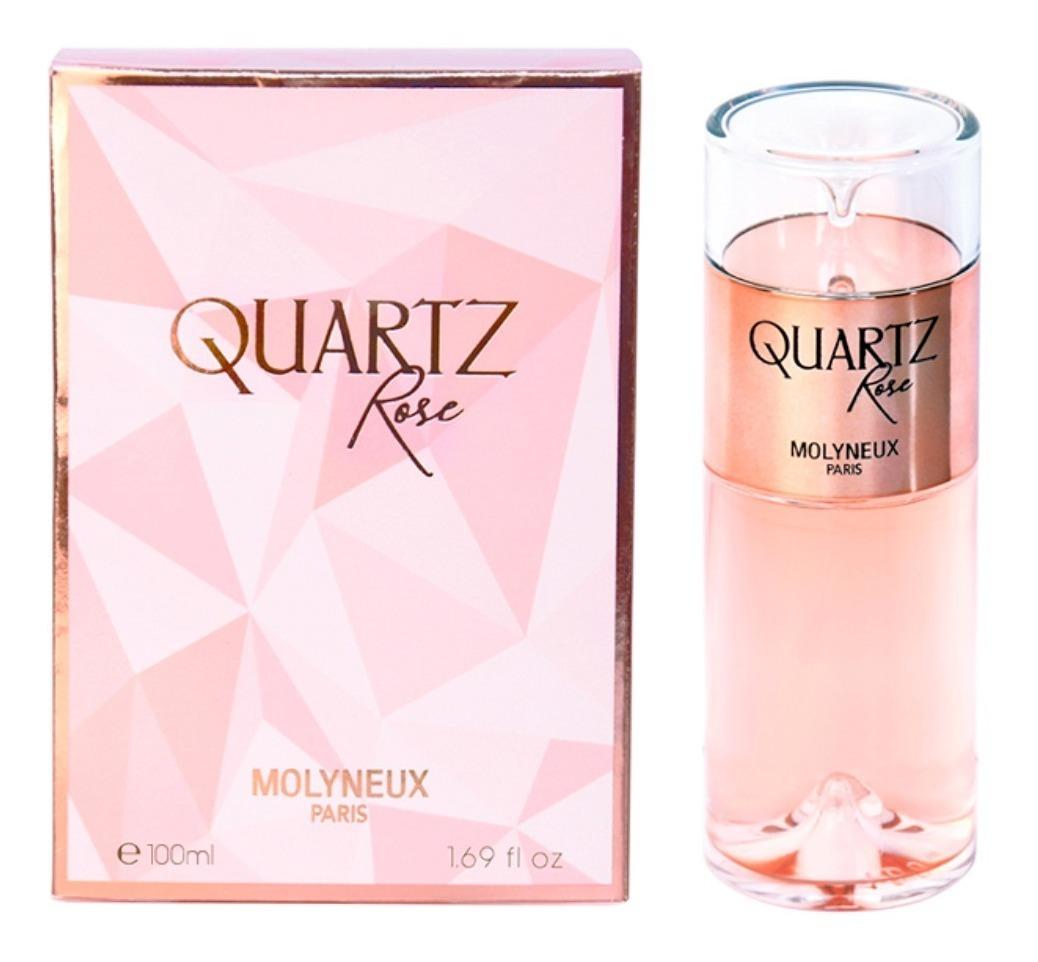 Molyneux Perfume Parfum 100m Quartz Feminino De Eau Rose 4jL5AR