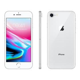 Quase Zero iPhone 8 256 Gb Prata