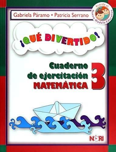 que divertido cuaderno de matemática nori 1 2 3 4 5 y 6