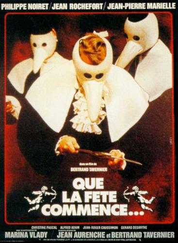 que empiece la fiesta - corte francesa - siglo .xviii dvd