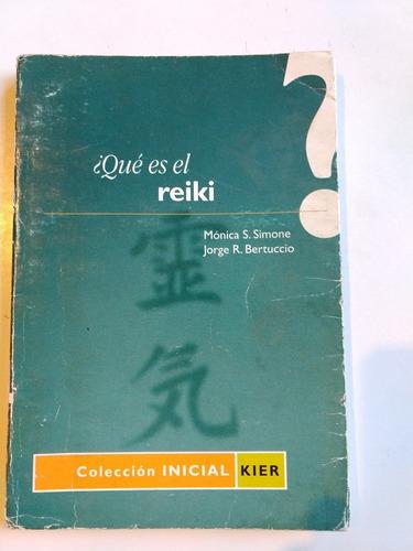 qué es el reiki mónica simone