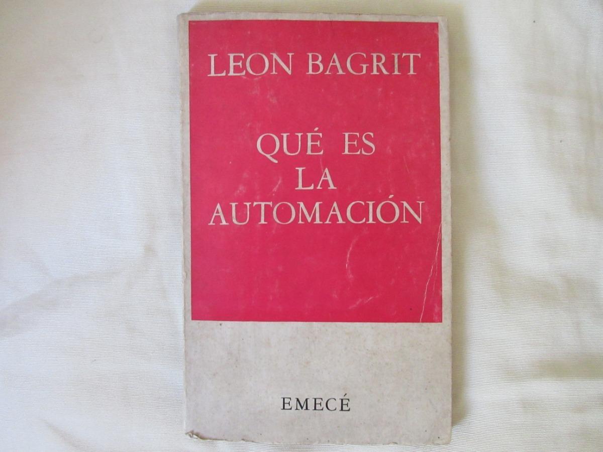 Qué Es La Automación. Leon Bag...