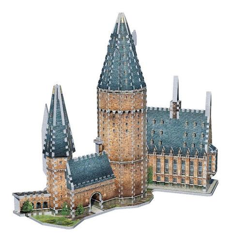 quebra-cabeça - harry potter: hogwarts - salão principal