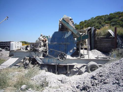 quebradora de impacto unversal cedarrapid modelo 36-42