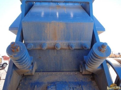 quebradora o trituradora de piedra tipo quijada 30x42 machac