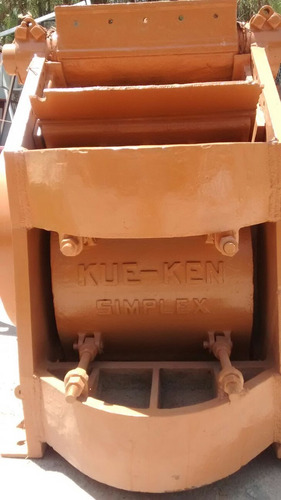 quebradora trituradora de quijadas kue-ken 10x30