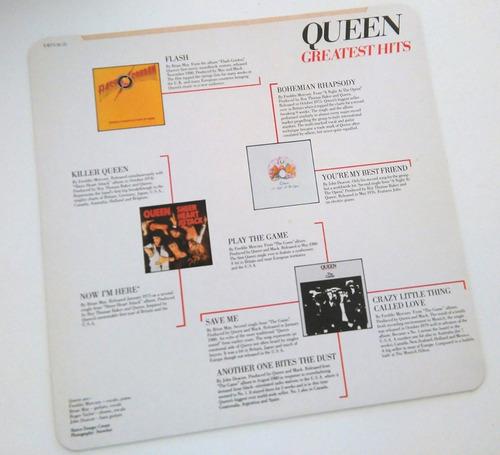 queen 2 vinilos lp- grandes exitos edicionlimitada nuevo2017