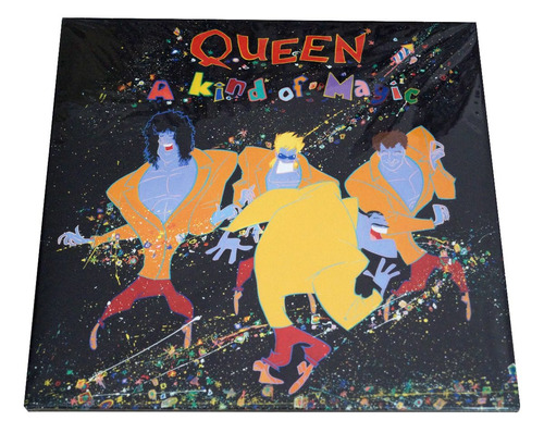 queen a kind of magic studio collection vinilo rock activity