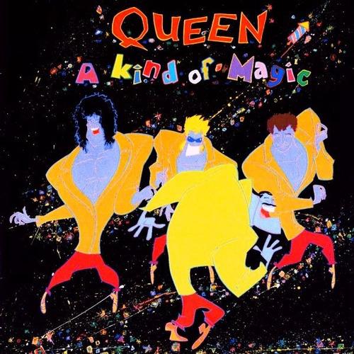 queen - a kind of magic vinilo nuevo y sellado obivinilos
