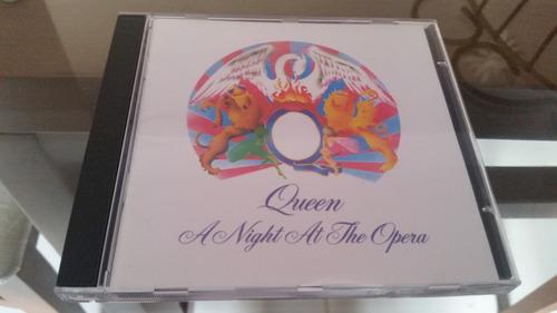 queen - a night at opera - edição nacional 1994