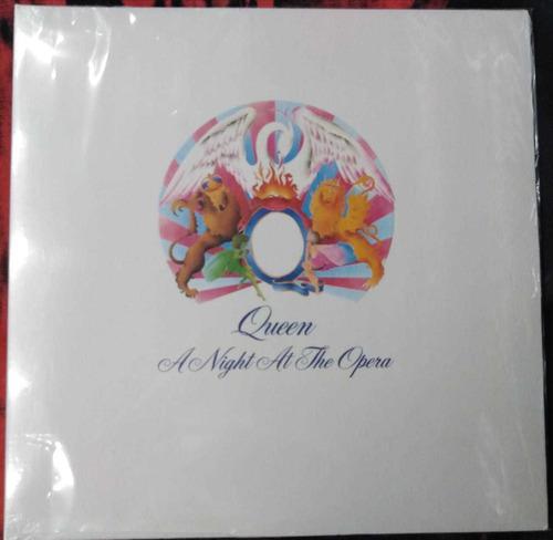 queen - a night at the opera, vinilo