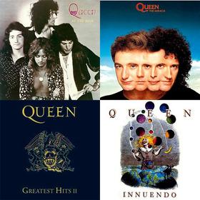 Queen Albums A Elegir ( Discografía )