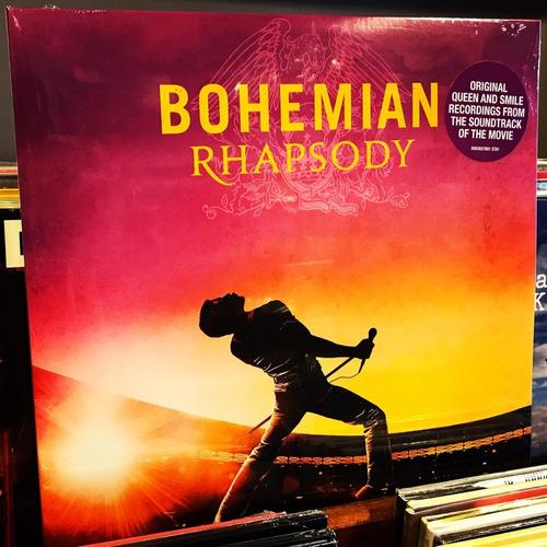 queen bohemian rhapsody vinilo 2 lp nuevo en stock