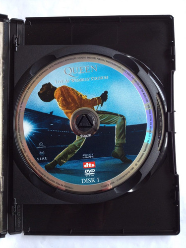queen - days of our lives + live at wembley stadium duplo