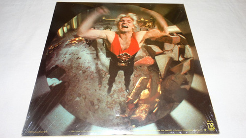 queen - flash gordon '80 (vinilo:ex - cover:ex celofàn origi