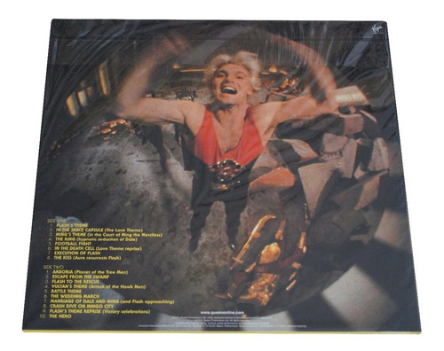 queen flash gordon studio collection vinilo rock activity