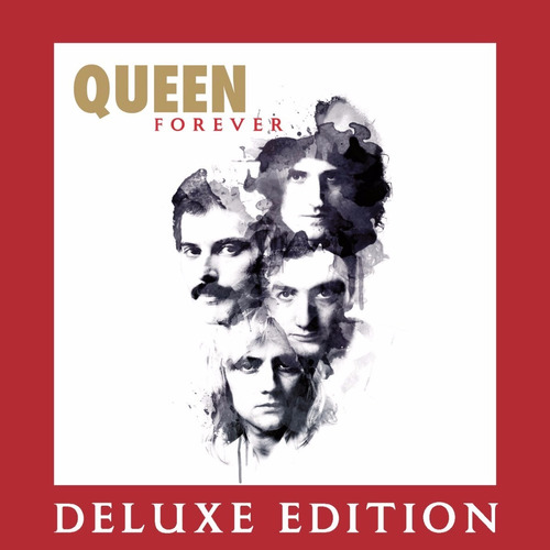 queen: forever (deluxe edition) cd digital