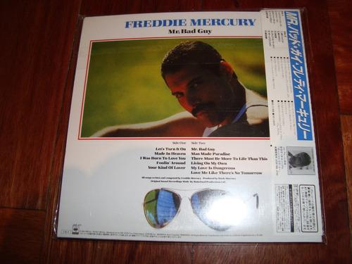 queen freddie mercury mr bad guy cd import