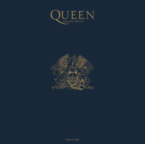 queen greatest hits 2 vinilo nuevo y sellado obivinilos
