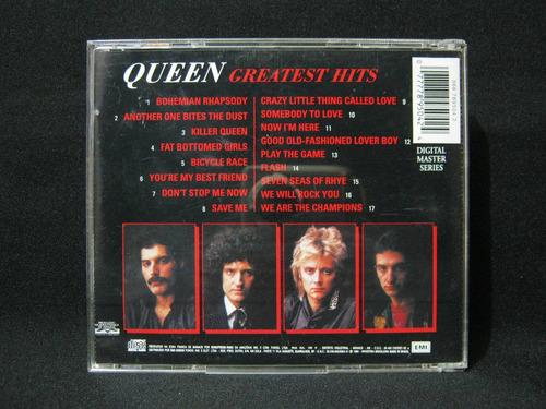 queen greatest hits - cd