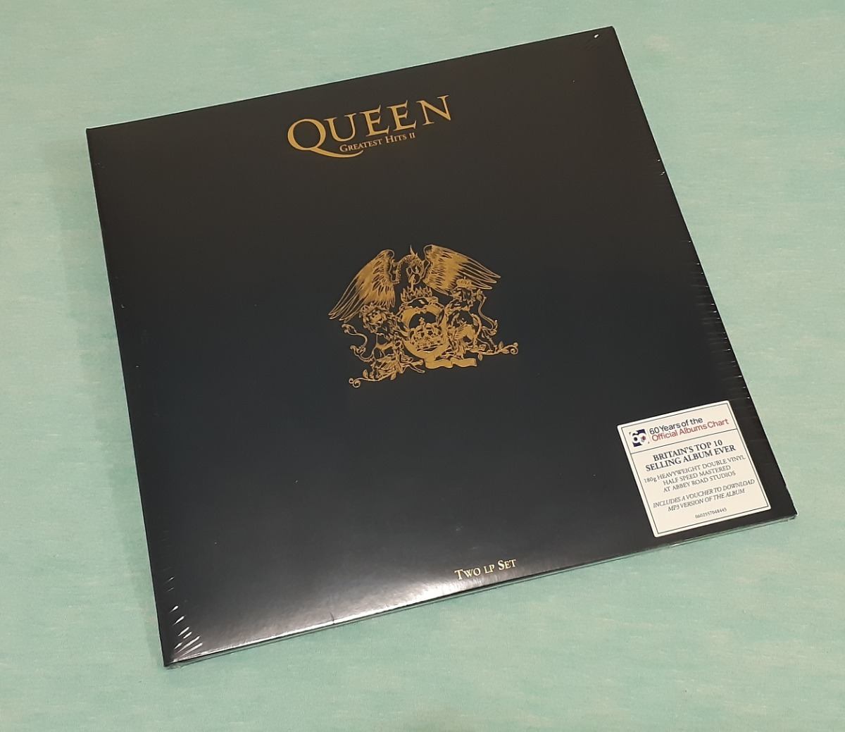 4b688a22b queen greatest hits ii 2 lp vinil duplo importado europeu. Carregando zoom.