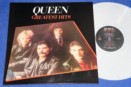 queen - greatest hits - lp marmorizado - eu - lacrado